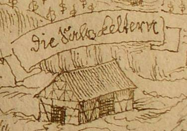 Salzkelter in Verrenberg, 1670
